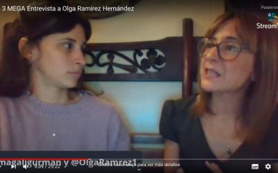 #MedirelGobiernoAbierto Entrevista con Olga Ramírez Hernández