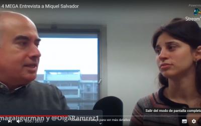 #MedirelGobiernoAbierto Entrevista con Miquel Salvador