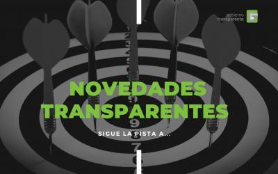 Novedades transparentes (13 marzo).