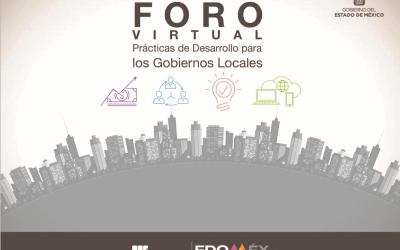 Gobierno abierto efectivo en el horizonte 2030 para COPLADEM (Estado de México)